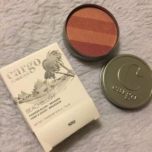 Cargo cosmetics beach blush blush/bronzer❤️